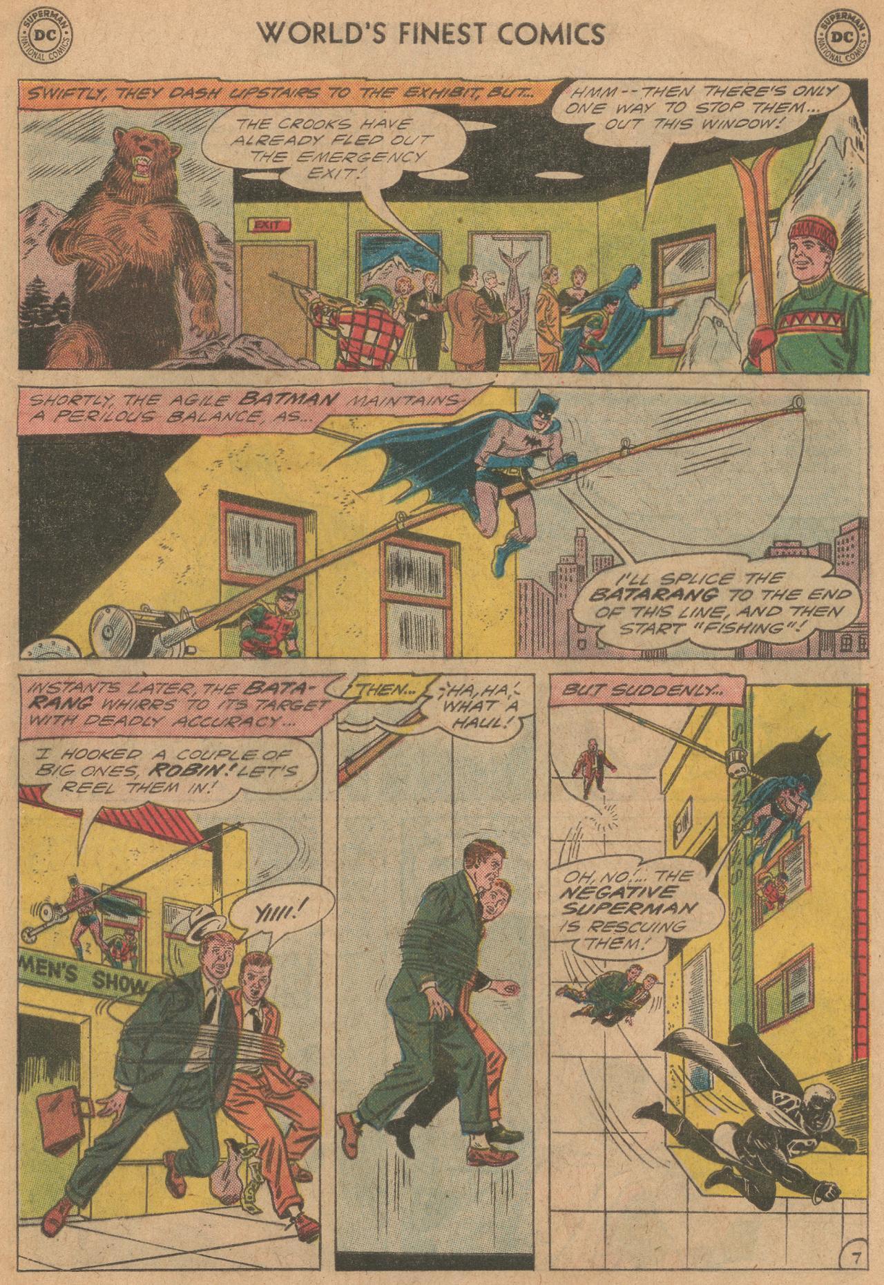 Read online World's Finest Comics comic -  Issue #126 - 8