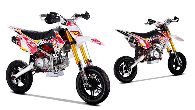 M2R Pit Bikes