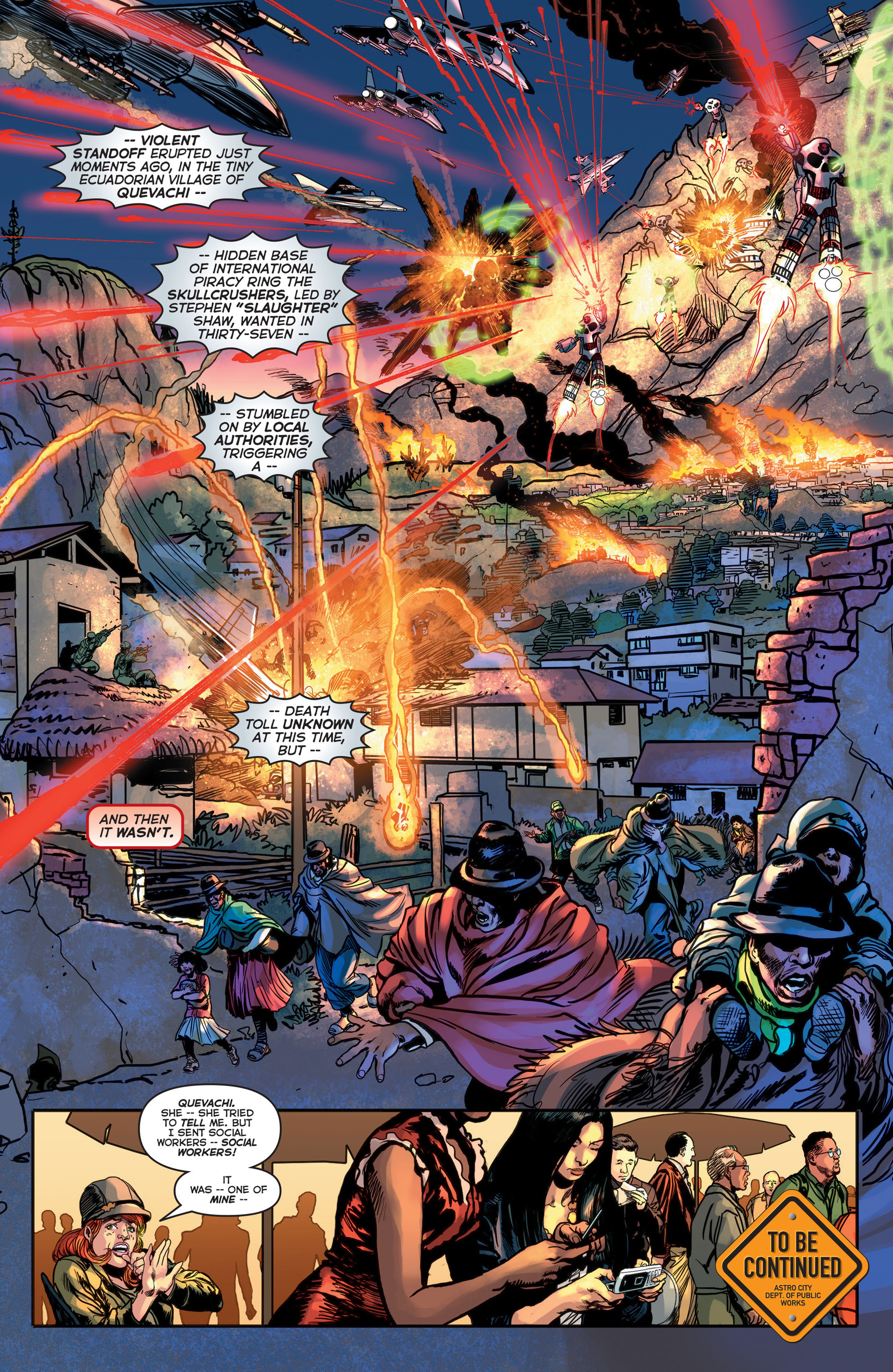 Read online Astro City comic -  Issue #2 - 23
