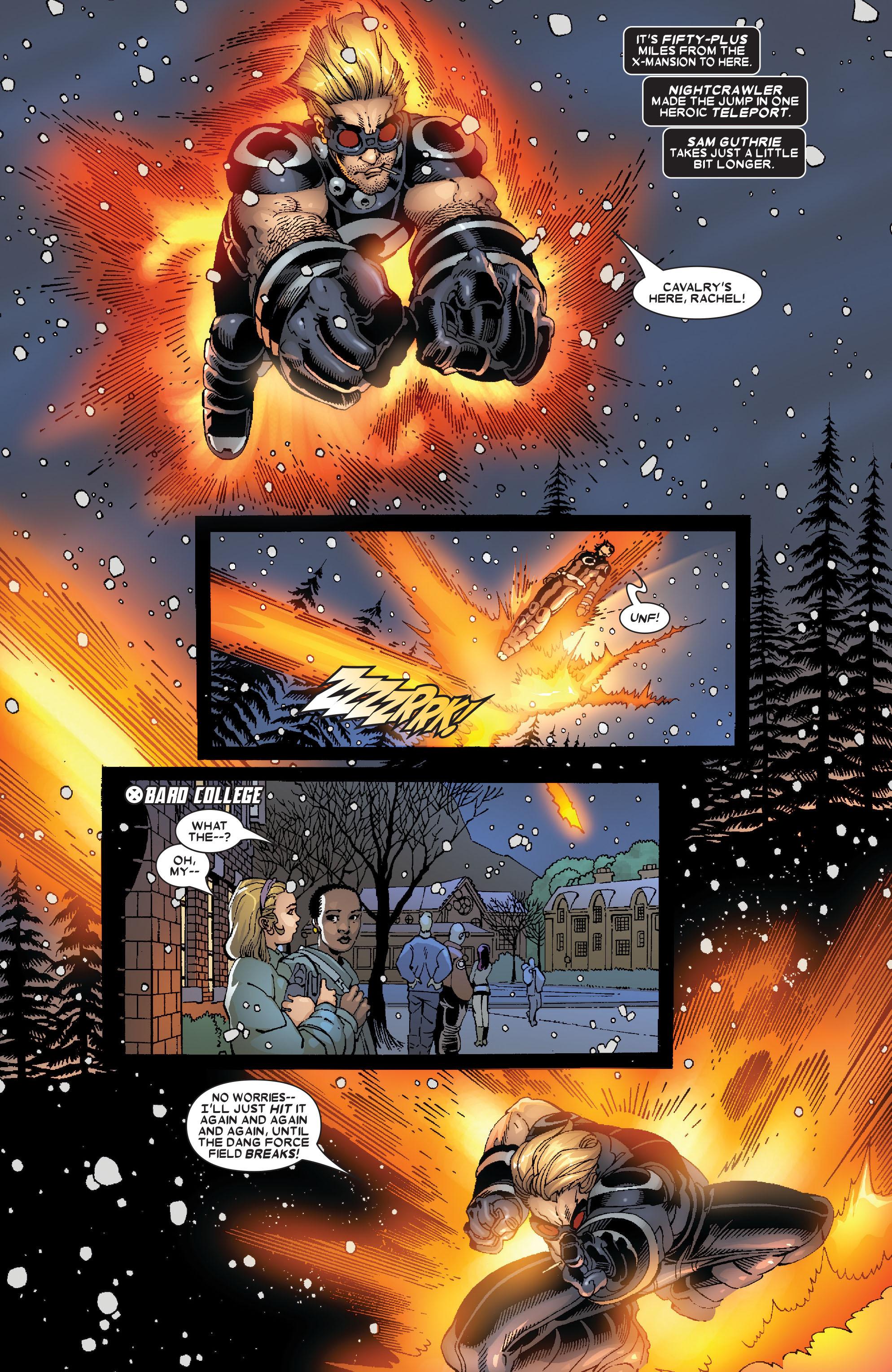 Read online Uncanny X-Men (1963) comic -  Issue #468 - 12