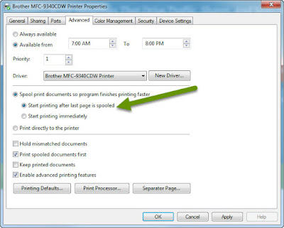 3 Printer Settings you Really Should Know About