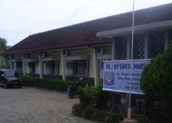 Sejarah Santa Maria dan Lahirnya RSUD Amad Yani