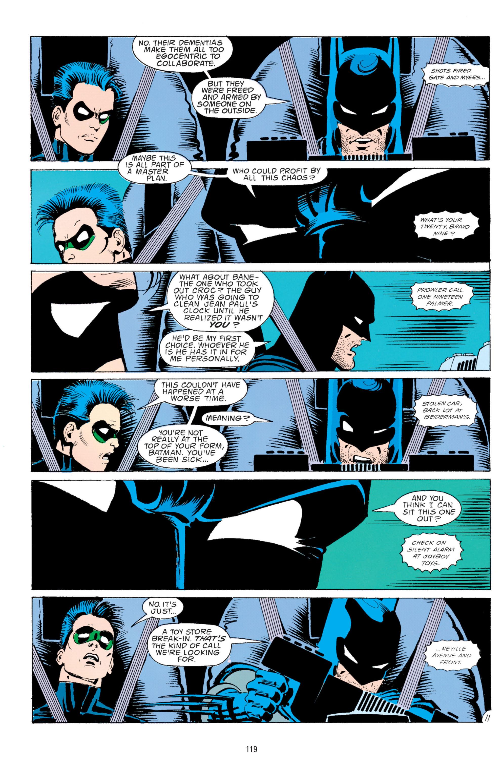 Detective Comics (1937) 659 Page 11