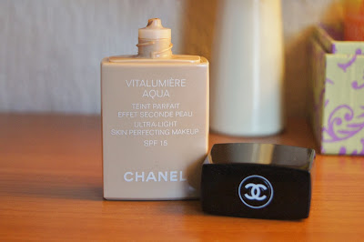 Best foundations, top 3 swatches Chanel vitalumiere aqua