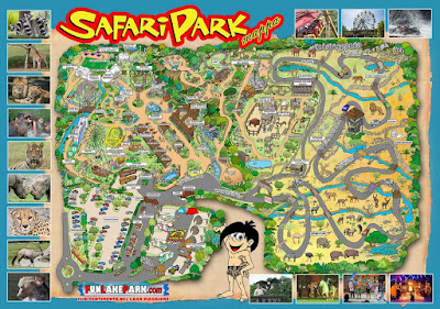 Mappa Safari Park 2016