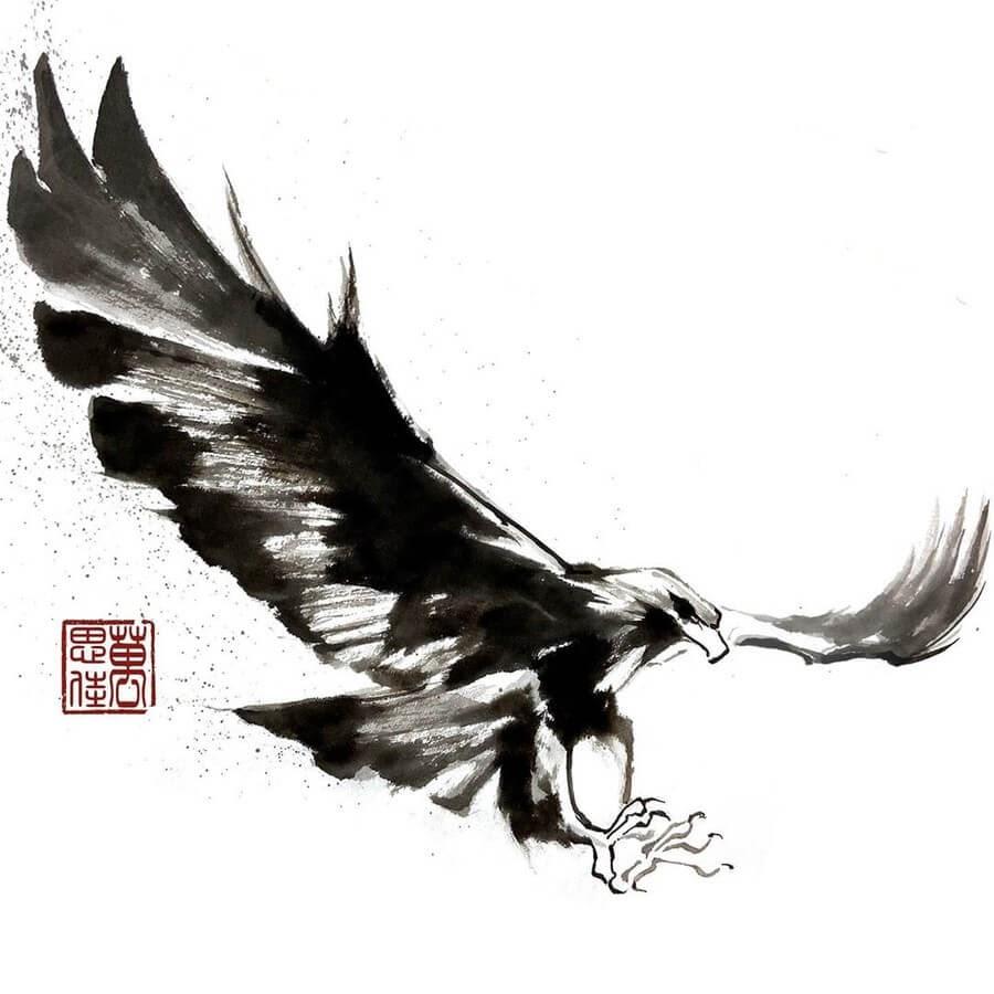 01-Flying-Eagle-Dirk-Swan-www-designstack-co