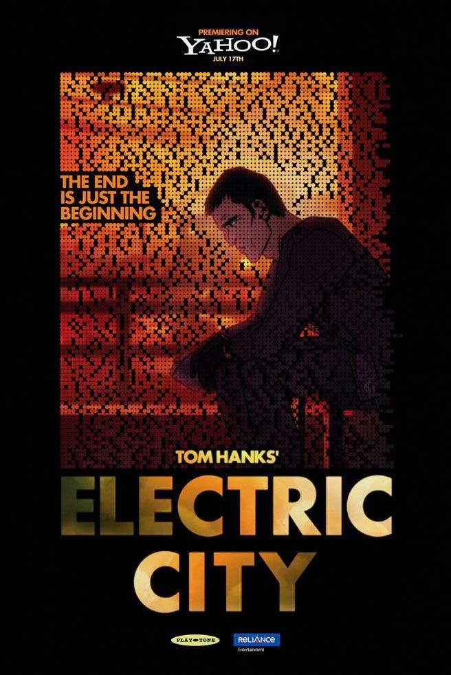 Electric City อิเล็คทริค ซิตี้ เมืองมหากาฬ โลกอนาคต [HD][พากย์ไทย]