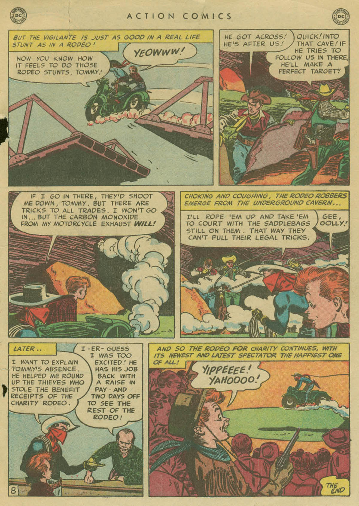 Read online Action Comics (1938) comic -  Issue #141 - 48