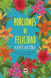 descargar epub mobi ebook Anne Ostby Porciones de felicidad