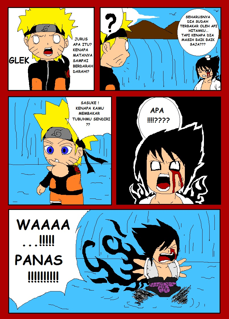 Gambar Meme Komik Naruto Lucu Indonesia Gambar Kata Kata