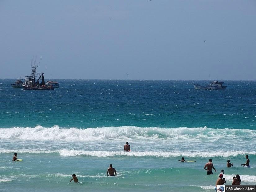 Praia do Forte em Cabo Frio - Roteiro Cabo Frio: 6 dias em Cabo Frio e RJ