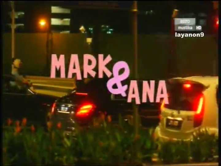 Mark & Ana Telemovie