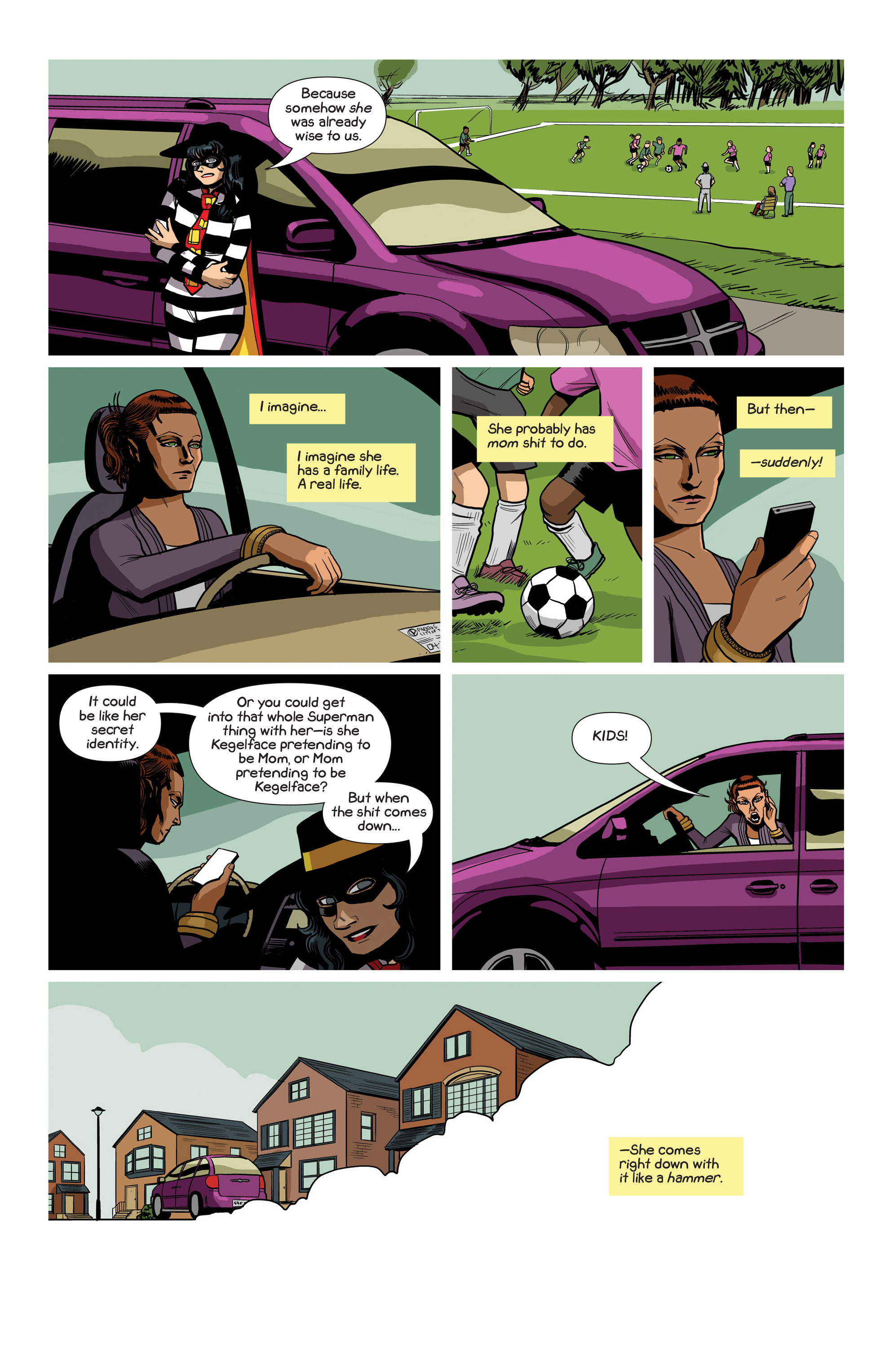 Read online Sex Criminals comic -  Issue #4 - 12