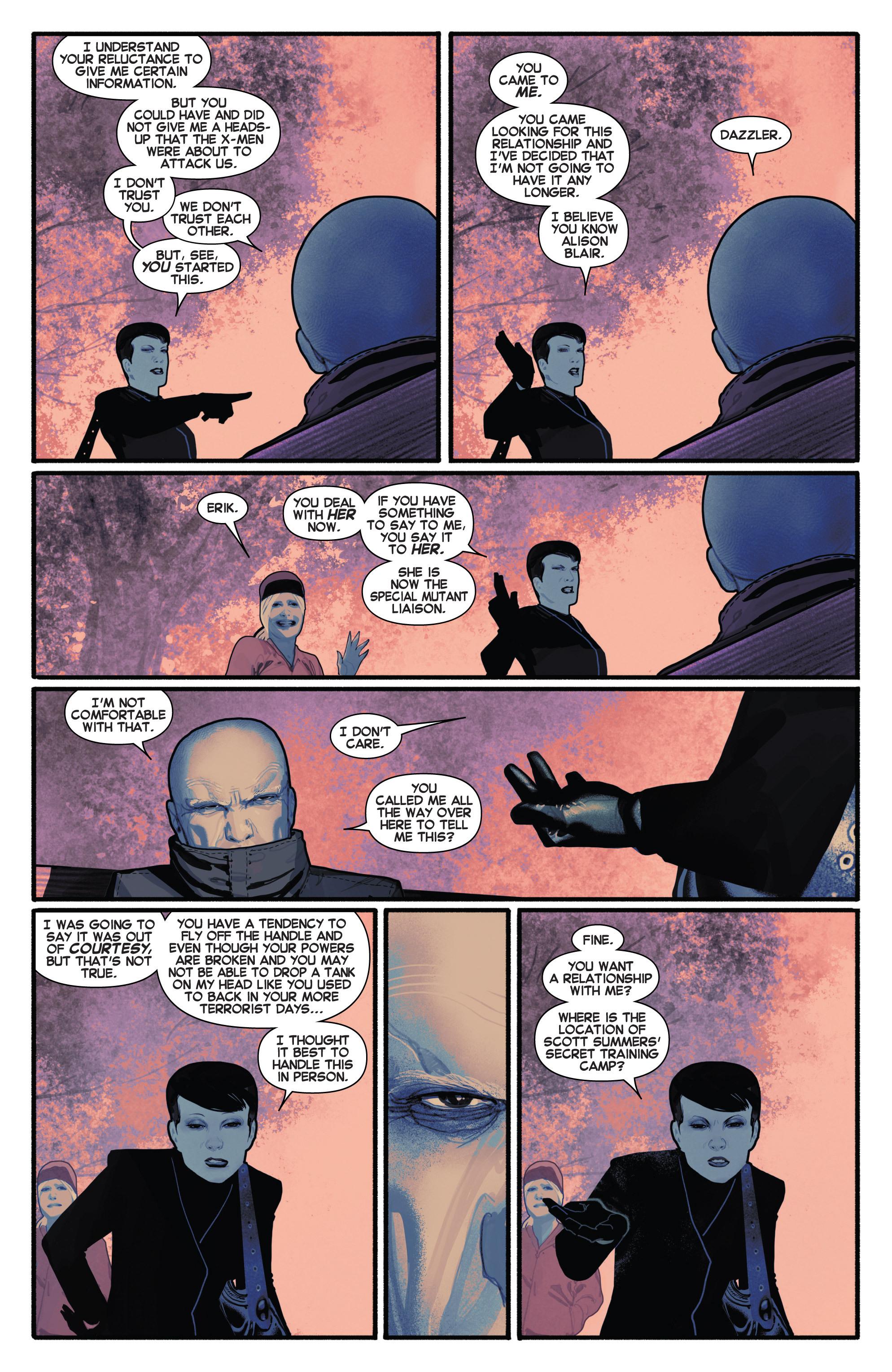 Read online Uncanny X-Men (2013) comic -  Issue # _TPB 2 - Broken - 89