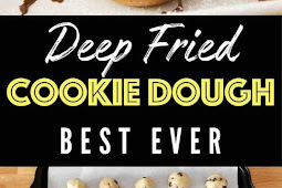 Deep Fried Cookie Dough (with Video Tutorial)