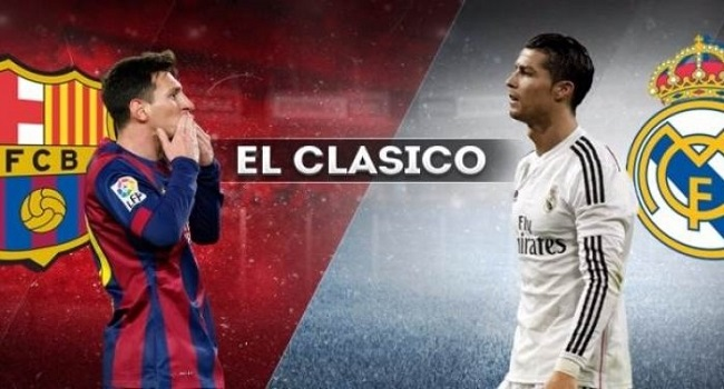 live streaming barcelona vs real madrid 7 mei 2017