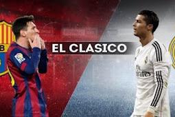 Live Streaming Barcelona vs Real Madrid 7 Mei 2018