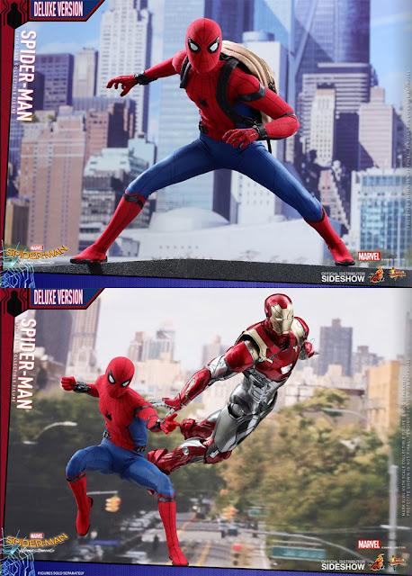 Hot Toys Spider-Man: Homecoming Ini Bikin Ngiler untuk Dikoleksi