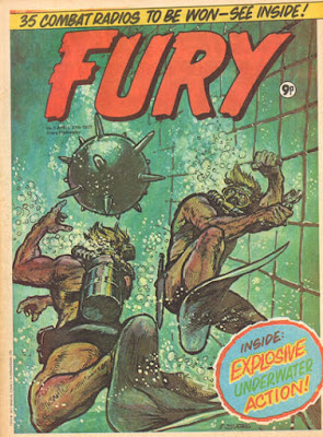 Marvel UK, Fury #7