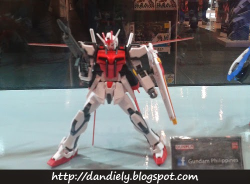 Strike Rogue - Gunpla - Gundam Model Kit Contest 2014 Philippines