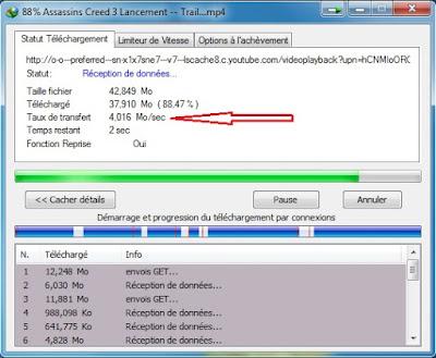 Augmenté le débit de sa connexion internet ,accéléré sa connexion internet ,pc,limité la bande passante réservé sous Windows