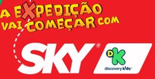 Cadastrar Promoção A Expedição Vai Começar Sky Discovey Kids 2016 2017