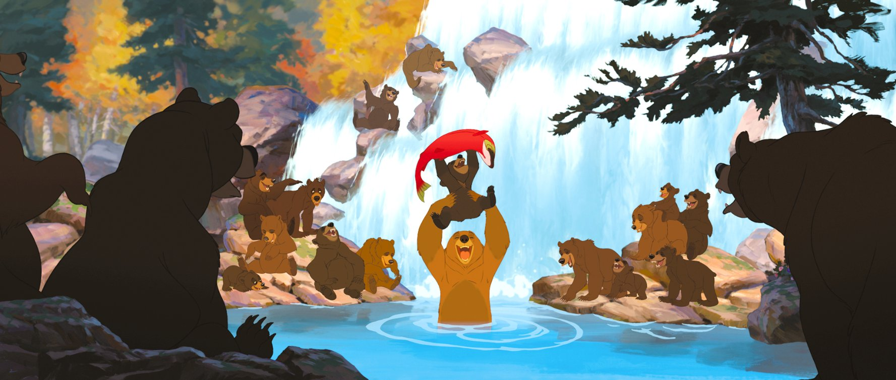 Brother Bear 2003 Full Movie Watch In Hd Online For Free -4749