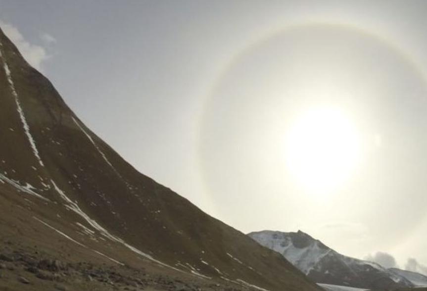 Cambiamento Climatico già minaccia la Vita in Antartide.