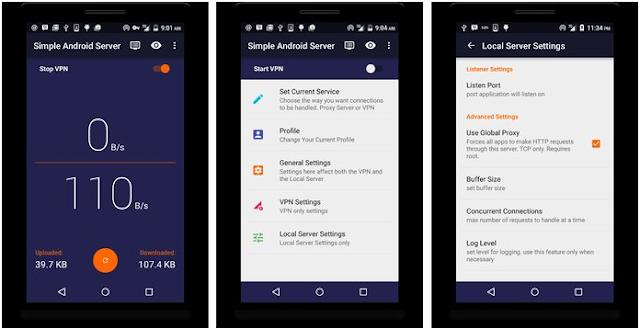 Aplikasi Internet Gratis Android Terbaru 2018