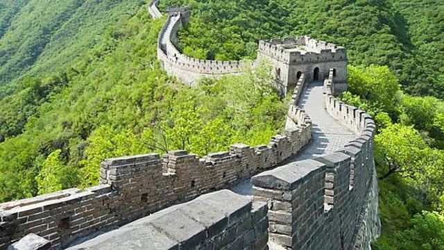 Tembok Besar Bukan Hanya Berfungsi untuk Menangkal Invasi