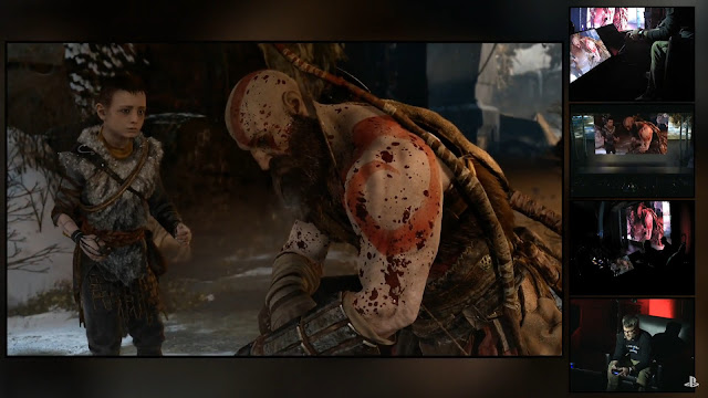 E3 2016: Sony Press Conference Roundup god of war
