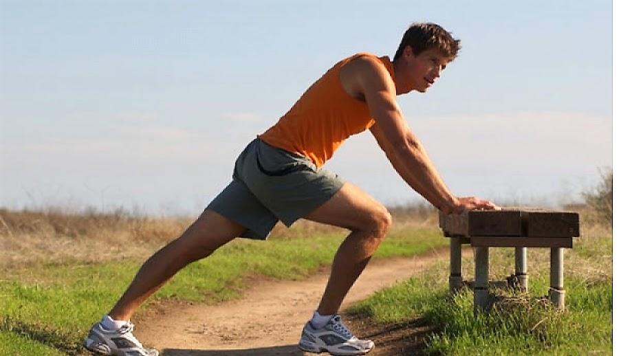 estiramientos runners
