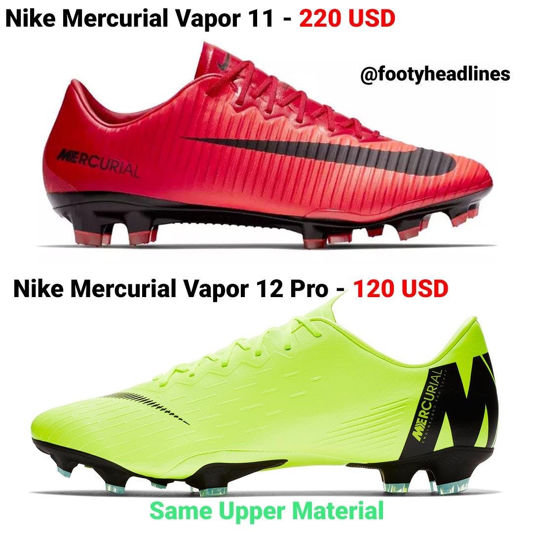 c4e0242c1ece07 Revealed  Cheap Nike Mercurial Vapor XII Pro Is Hidden Successor Of ...