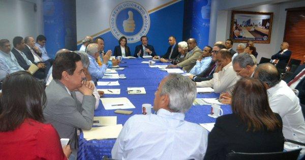 PRM respalda a sus diputados y exige comisión investigue pagos a Joao Santana