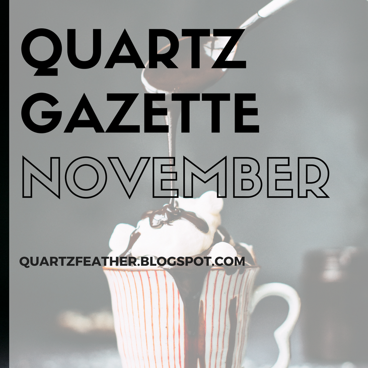 Quartz Gazetter November