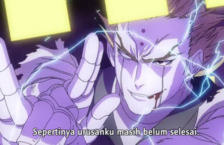 Download Anime D.Gray-man Hallow Episode 3 Subtitle Indonesia