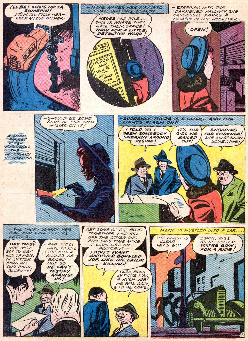 Read online All-American Comics (1939) comic -  Issue #30 - 7