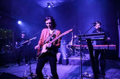 """Entre rock, new wave et electro, Bei-Jing est le projet de Jean-Baptiste Caterino avec le dernier extrait, """"Follow Me"""""""