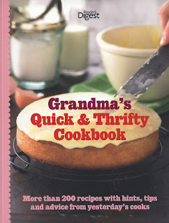 Grandma's Quick & Thrifty Cookbook Cover