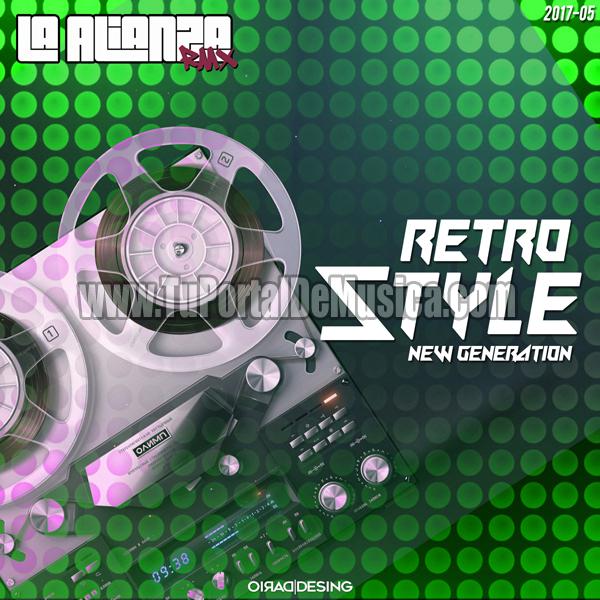 Retro Style New Generation Vol. 5 (2017)