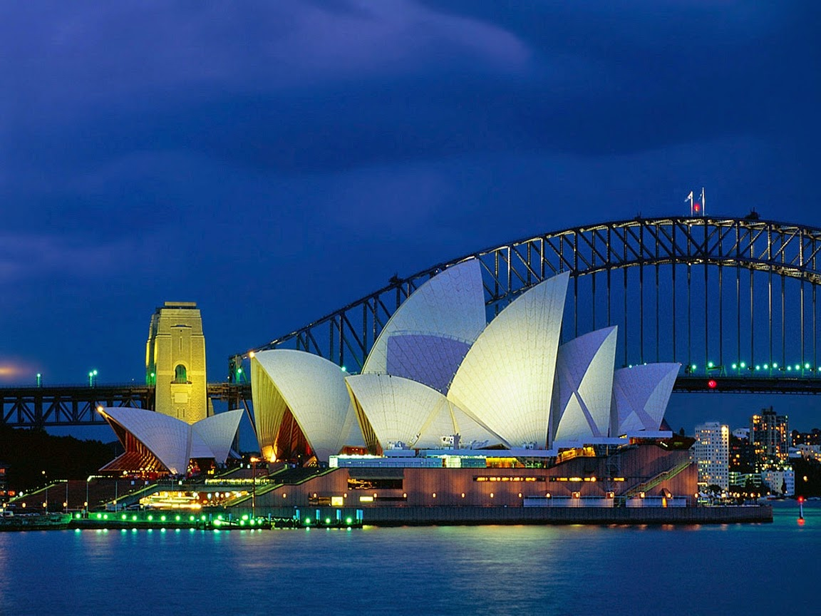 Assistere ad un concerto all'Opera House di Sydney.