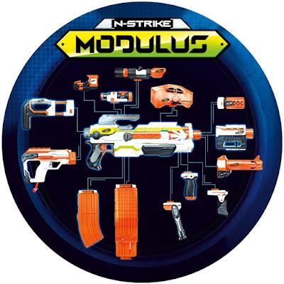 Dòng súng NERF N-Strike Modulus