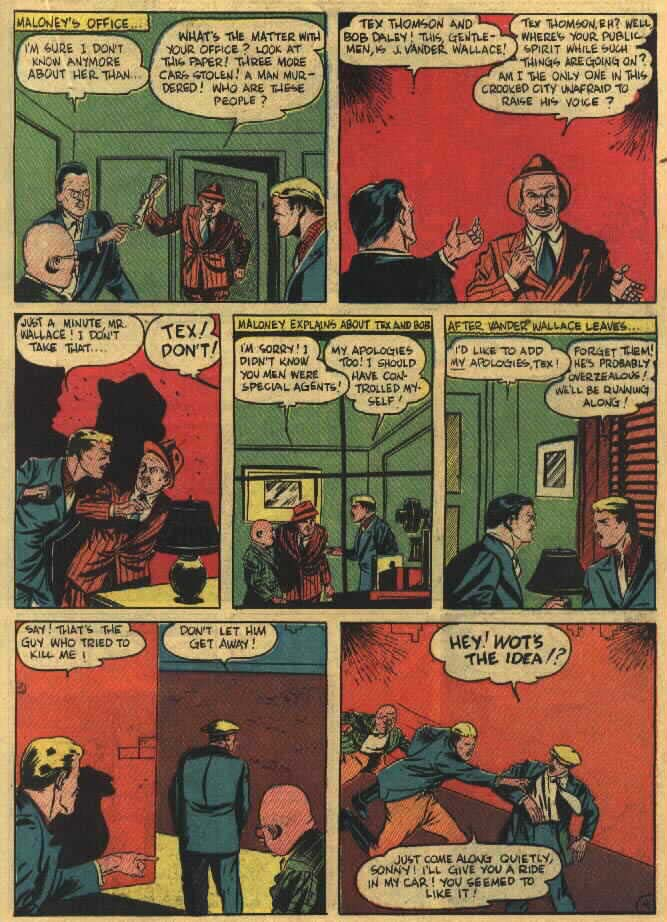 Read online Action Comics (1938) comic -  Issue #26 - 38