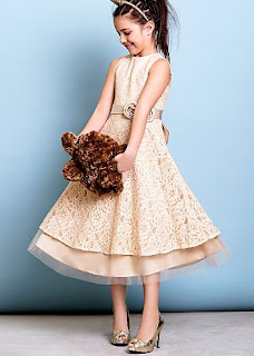 Vestidos Niñas, Diseño Singular