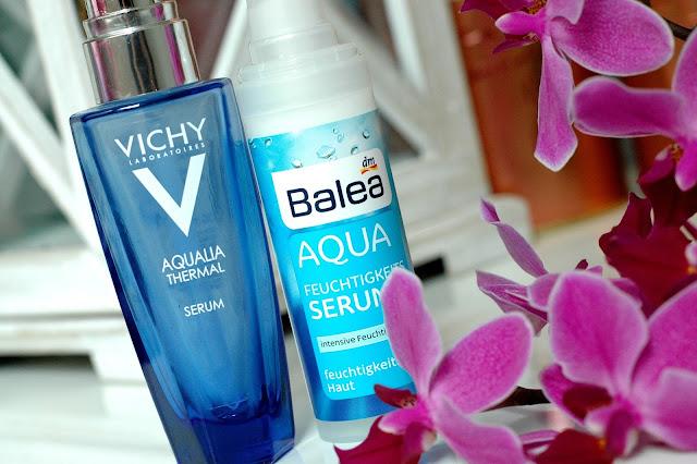 Balea Aqua Feuchtigkeitsserum als Dupe für Vichy Aqualia Thermal Serum?