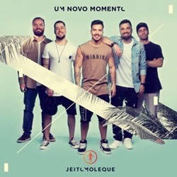 Jeito Moleque – Um Novo Momento (2018) CD Completo
