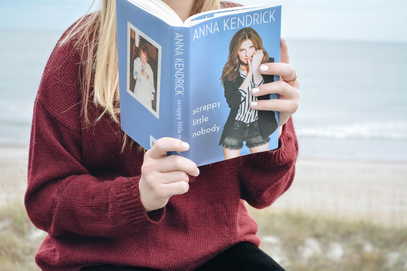 Currently Reading: 'Scrappy Little Nobody' by Anna Kendrick