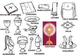 La Santidad Como Tarea Ornamentos Liturgicos De La Misa