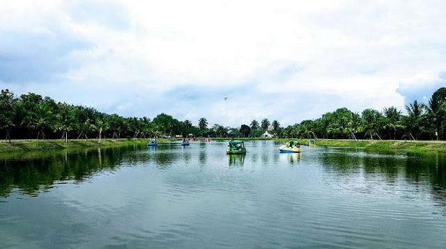 Lokasi Taman Air Percut Berada di Kabupaten Deli Serdang