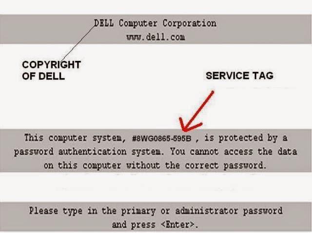 Free dell master password generator
